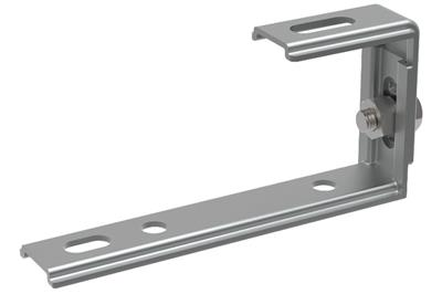 Tipo C adjustable - hormigón